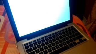 How to change boot order in MacBook Pro