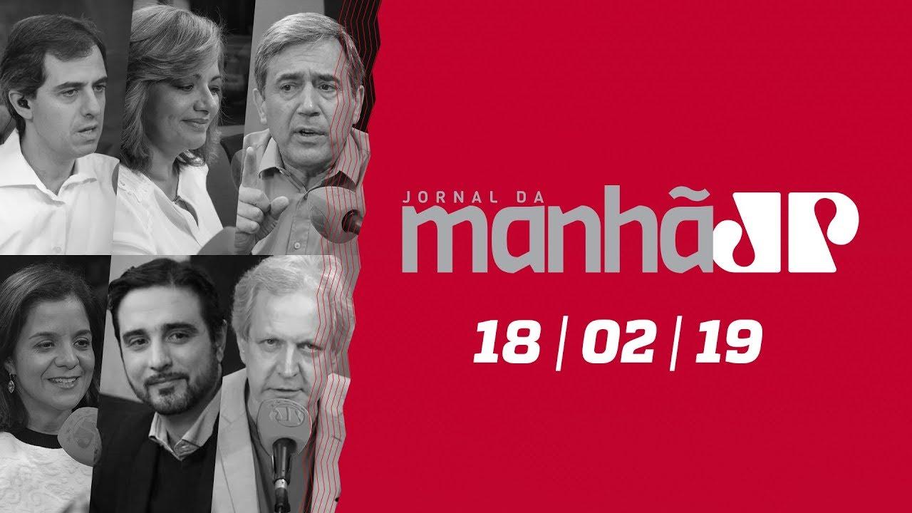 Jornal da Manhã - Edição completa - 18/02/19