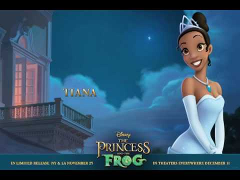 The Princess & the Frog - Academy Award Nominated Best Orignal Song Almost There (Full Version)