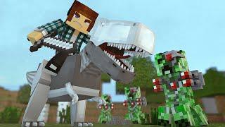 Minecraft : ALIENS ROBÔS !! - Aventuras Com Mods #27