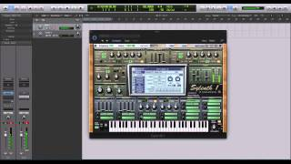 Sylenth Tutorial - Analog Circuits Emulation