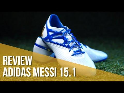 Review adidas Messi 15.1 La nueva bota de Leo Messi