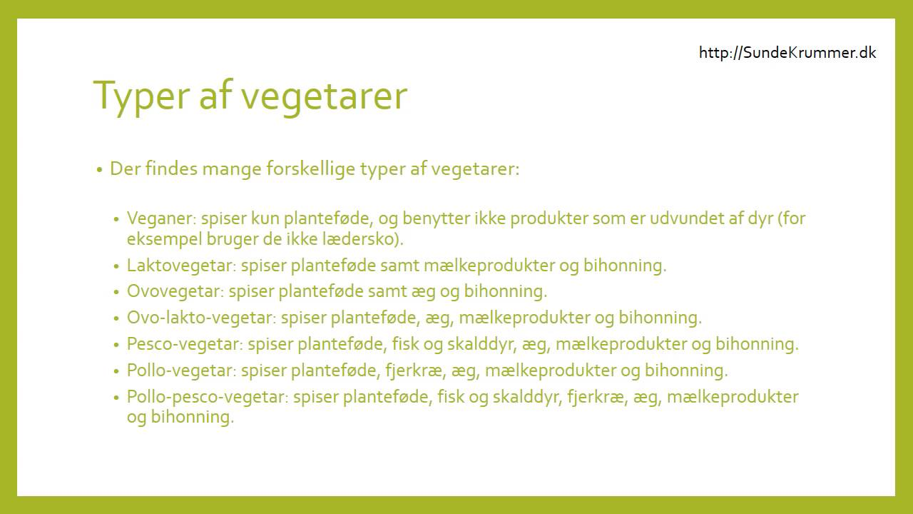 vegetar som spiser fisk