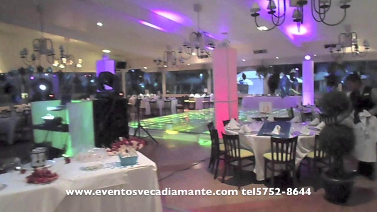 Salones de fiestas y coreografias para xv a os y bodas for Salones para 15 anos