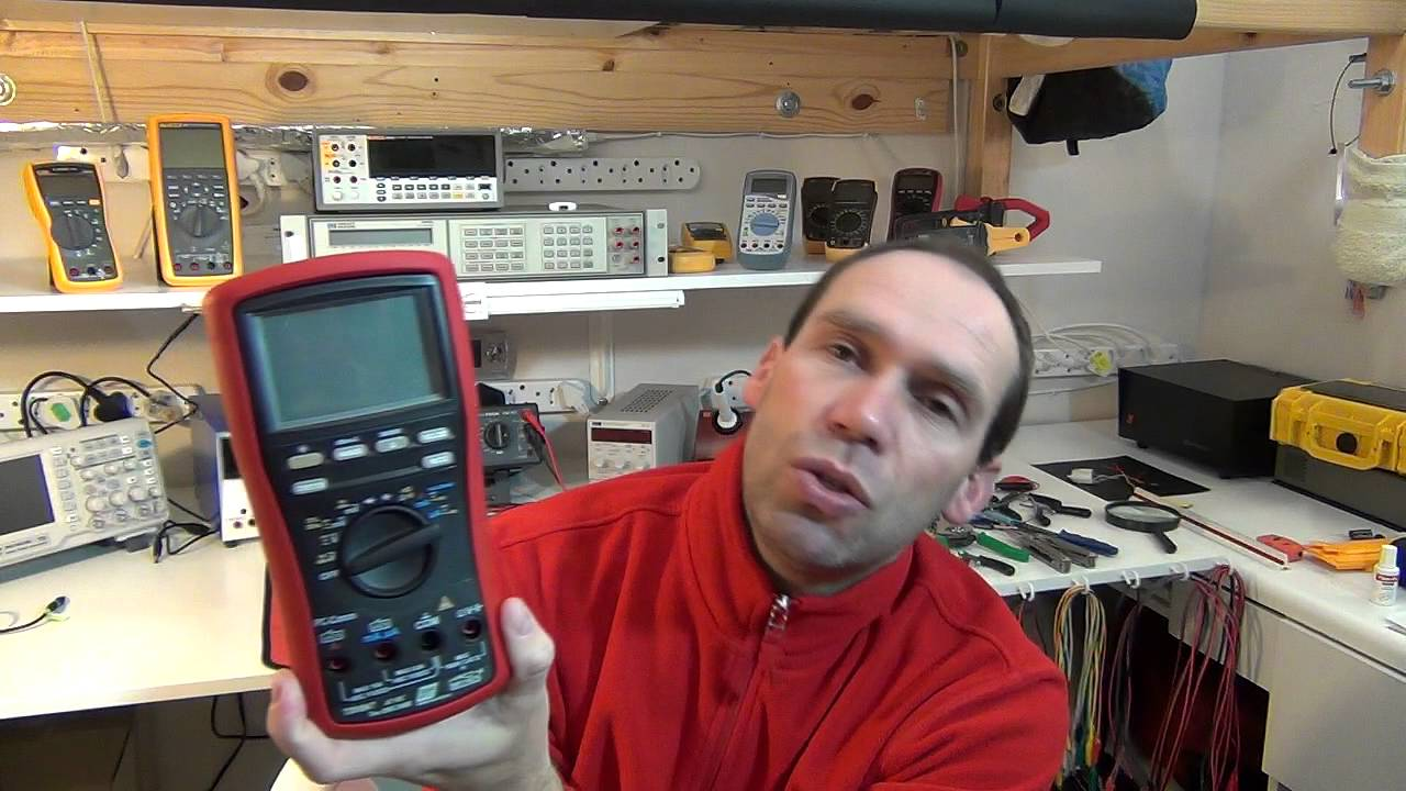 T4D #19 - My favourite multimeter, news and you select equipment for