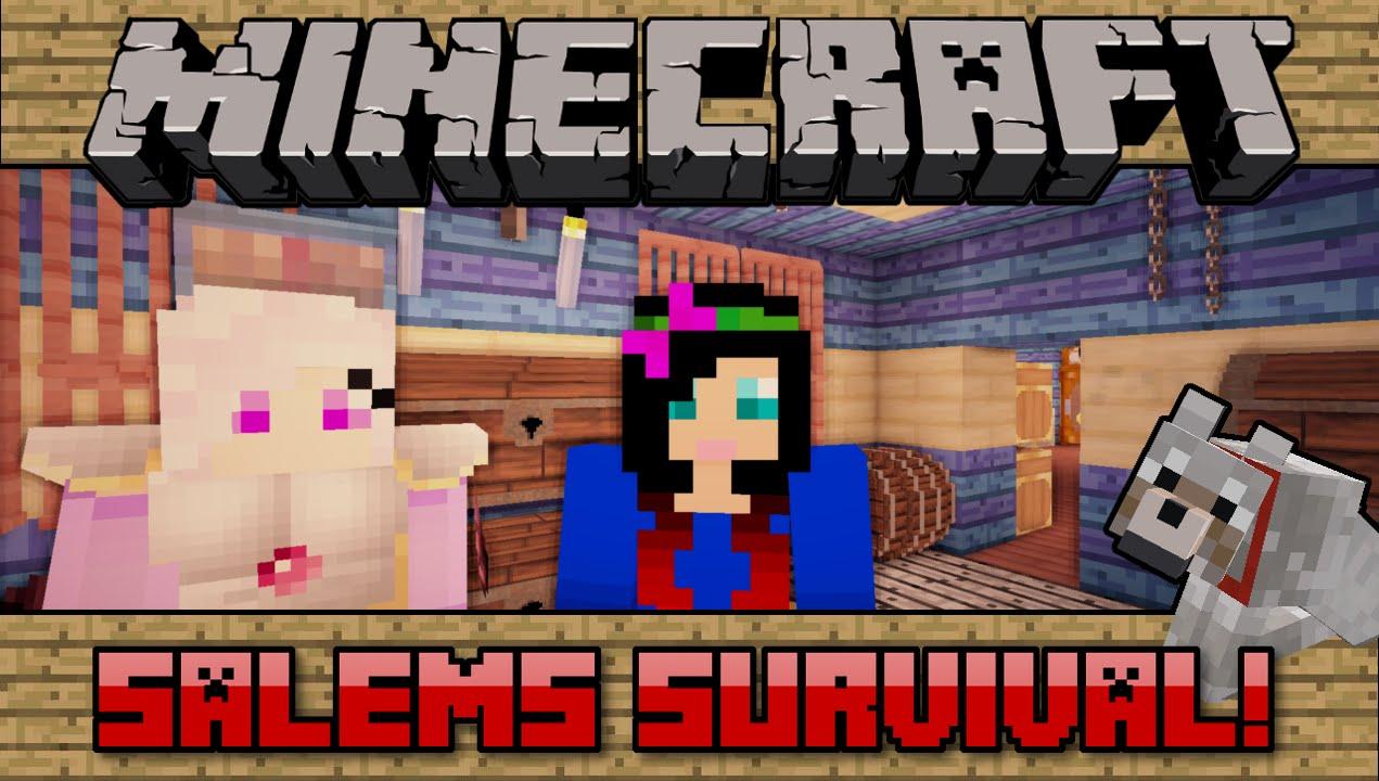 Squishy survival 9 -  103 Salems Survival Minecraft Pc