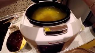 Вкуснейший грибной суп-пюре