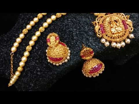 50+ Antique heavy pendant jewel collections/Gold jewelry pendant collections