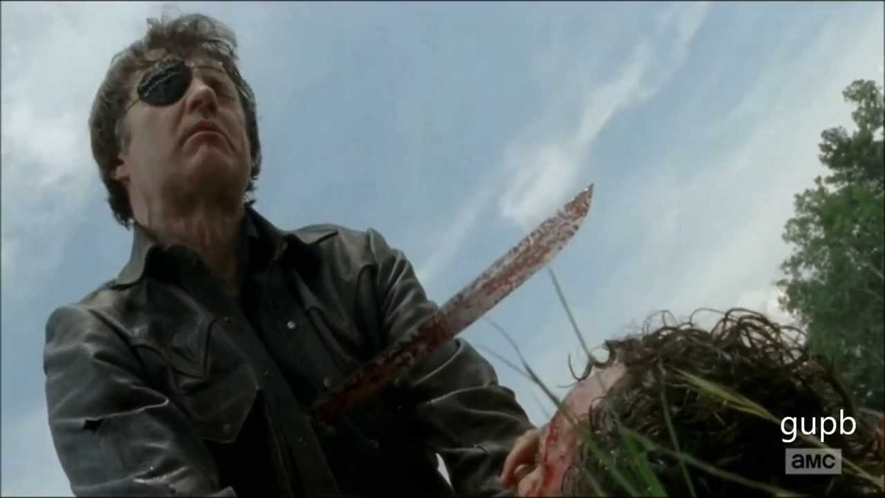 walking dead governor