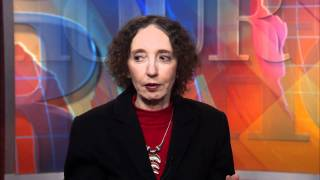 Author Joyce Carol Oates on Widowhood