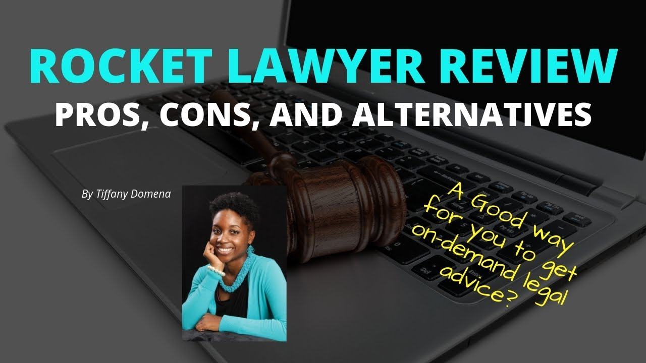Rocket Lawyer Review: Pros, Cons, and Alternatives (with