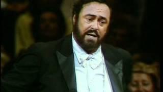 Luciano Pavarotti-Girometta