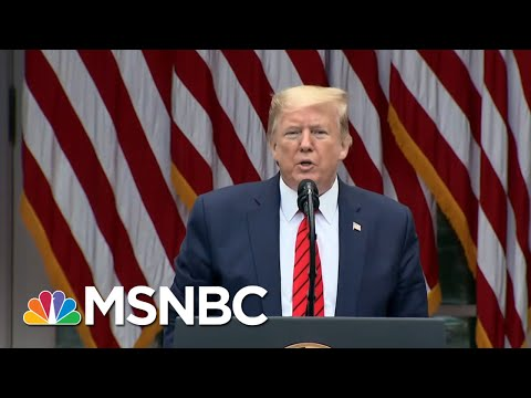 Something Appears To Be Wrong With Donald Trump | Rachel Maddow | MSNBC