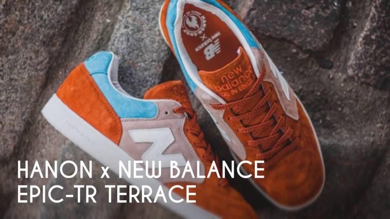 new balance epic tr