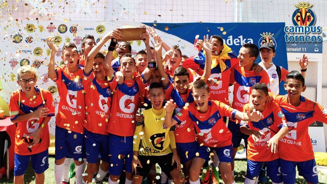 Villarreal Yellow Cup Summer - Cortometraje | 2017