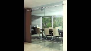видео Стеклянные двери межкомнатные, купить стеклянные раздвижные межкомнатные двери в Москве