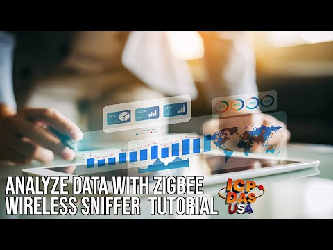 Analyze Data with Zigbee Wireless Sniffer Training/Tutorial