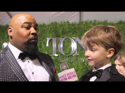Iain interviews James Monroe Iglehart of Aladdin on Broadway