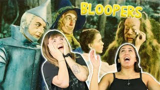 WIZARD OF OZ Game Show BLOOPERS!