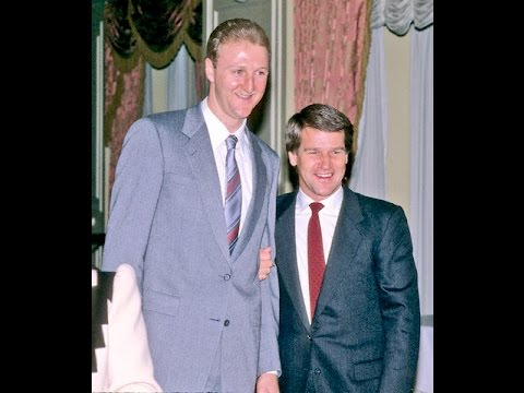 Larry Bird talks about Bobby Orr