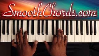 Wind Beneath My Wings (G) - Gerald & Eddie Levert - Piano Tutorial