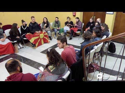 VÍDEO: 40 jóvenes de 8 países unidos por el folklore en Lucena.