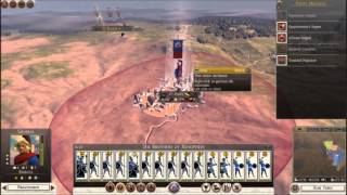 Rome 2 Total War Baktria Campaign Part 2-The Road to War