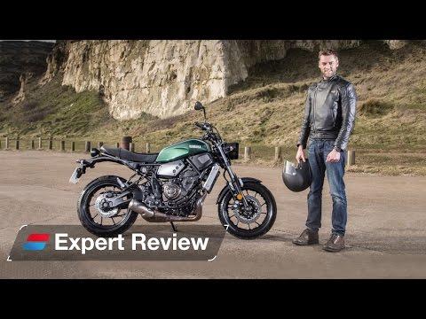 2016 Yamaha XSR700 bike review