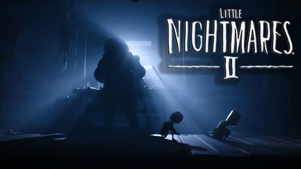 Chapter 1 - The Wilderness | Let's Play - Little Nightmares II