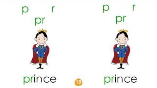 Learn to Read! (Phonics Consonant Blends w/ Repeat)