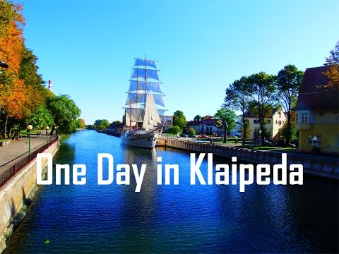 One day in Klaipeda, Lithuania: What to do and where to stay