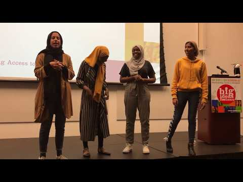 Muslim Girls Making Change I Spoken Word Performance