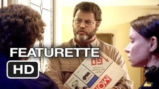 The Kings Of Summer Featurette - Frankly Speaking (2013) - Nick Offerman Movie HD