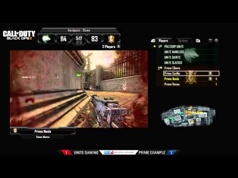 Unite Gaming vs Prime Example - Game 4 - CWR1 - MLG Anaheim 2013