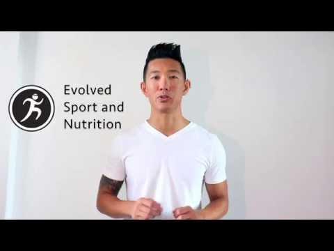 Welcome to Evolved Sport and Nutrition