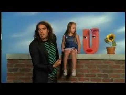 Russell Brand/Aldous Snow - The Letter U