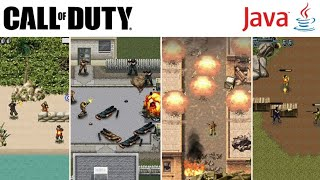 Download All Call of Duty Games on Java Mobile