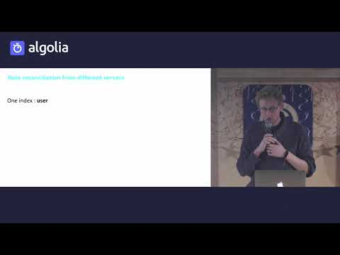 Accessing client information efficiently with Algolia - Camille Hougron, Pixpay