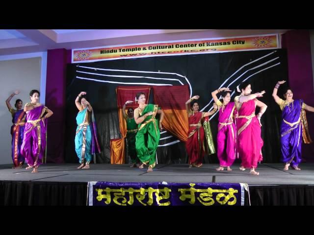 Lavani -MMKC diwali 2011 -HQ