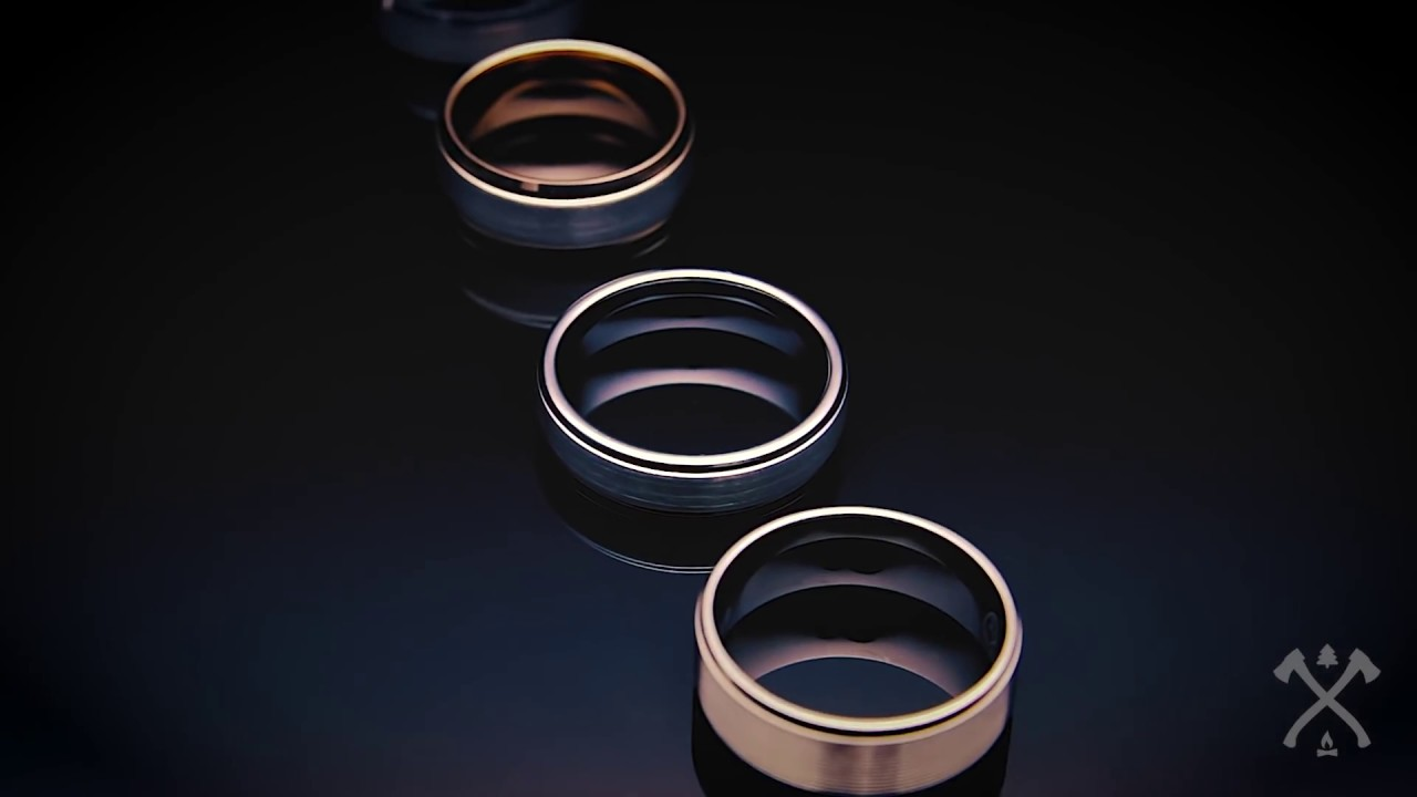 015bf420d Welcome to the Manly Bands Movement | Mens Wedding Rings - YouTube