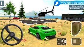 Crime Car Driving Simulator Ep6 - IOS Android gameplay