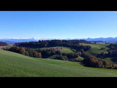 180° Ulmizberg auf Berner Alpen