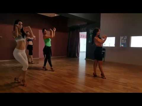 Oriental dance Cabaret Style Choreography - Lia Verra - Bellydrop Training - Greece الرقص الشرقي