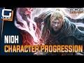 Nioh Guide - Character Leveling Guide (Skills, Stats, Ninjutsu, Magic and Titles)