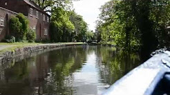 Chesterfield Canal Trip