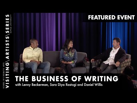 The Business of Writing, Page One Writers' Conference 2014 Part 2/5