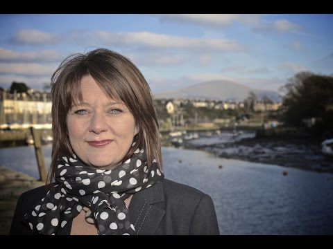 Leanne Wood: The leader of Plaid Cymru - in 60 seconds