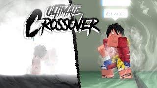 ¡Activa GEAR SECOND! Nuevos campos de batalla de anime en Roblox Ultimate Crossover
