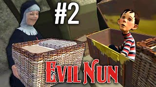 LAUNDRY VAN ESCAPE - Evil Nun Part 2 | Horror Android Full Gameplay