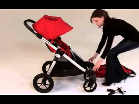 Duo City Salect Duo Gemellare City Select Baby Jogger